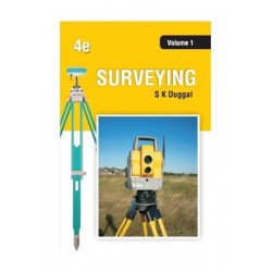 Surveying Vol- I | SK Duggal |McGraw Hill | 4th Edition