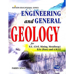 Text of Engineering and General Geology | Parbin Singh | SK Kataria and Sons