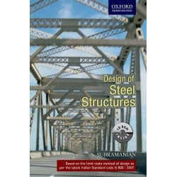 Design of Steel Structures | N.Subramanian | Oxford University Press