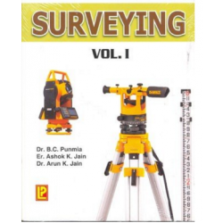 Surveying  Vol 1 | B. C. Punmia | Laxmi Publications