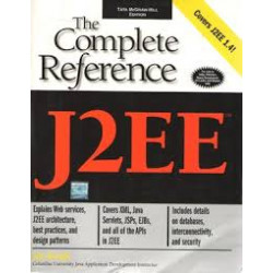 J2EE The Complete Reference | Jim Keogh  | Tata McGraw Hill  |1st Edition