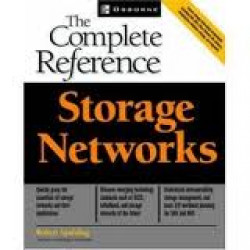 Storage Networks - The Complete Reference |  Rebert Spalding | Tata McGraw Hill | 1st Edition