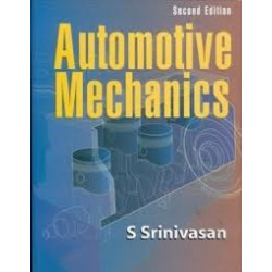 Automotive Mechanics |  S. Srinivasan |Tata McGraw Hill