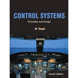 Control Systems Principles and Design,M.Gopal,Tata McGraw Hill,3rd Edition