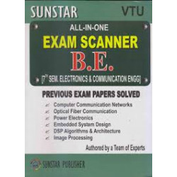 2010 Scheme OLD - ALL IN ONE EXAM SCANNER FOR ECE - Electronics and communication |  7th SEM | SUNSTAR PUBLISHERS